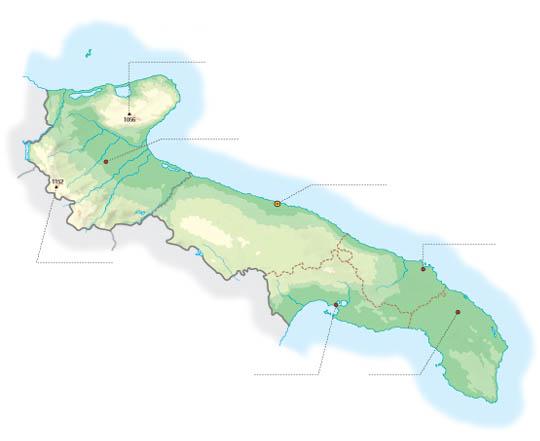 Cartina Muta Puglia.Puglia Lessons Blendspace