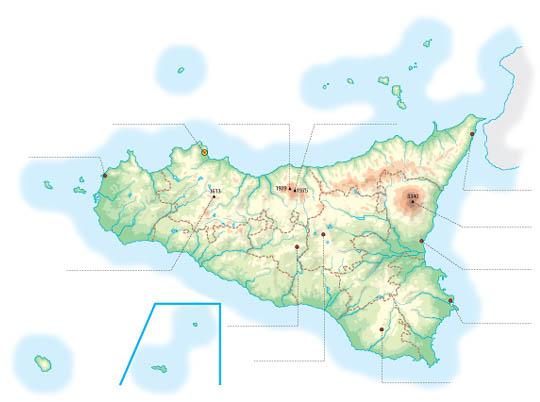 Cartina Muta Della Sicilia Da Stampare.Mappa Muta Del Mondo Da Stampare Foto